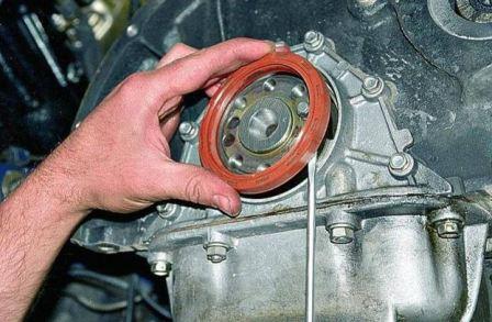 Повышенный расход масла в двигателе, причины