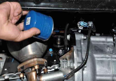 Причины расхода масла в двигателе