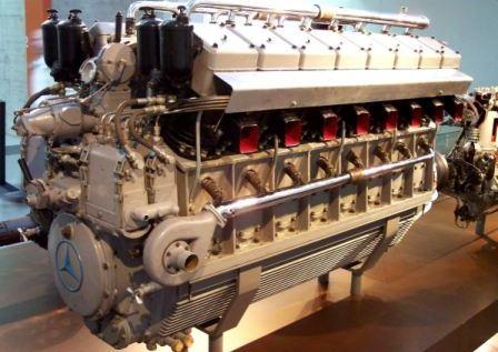 Принцип двигателя внутреннего сгорания