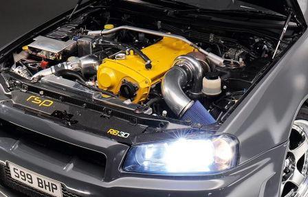 Атмосферный двигатель или турбированный