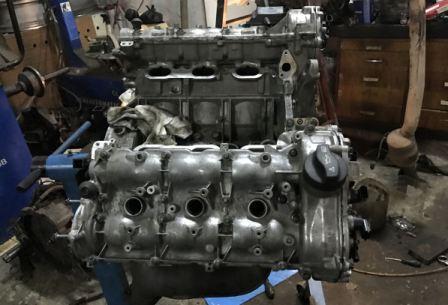 М272 двигатель