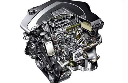 m272 двигатель