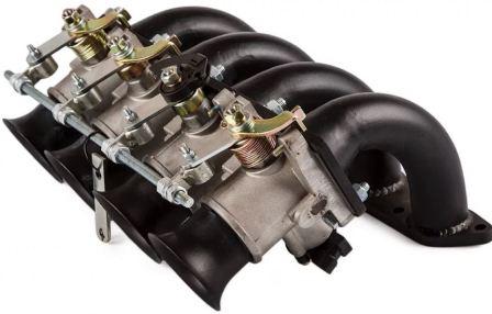 Впускная система двигателя