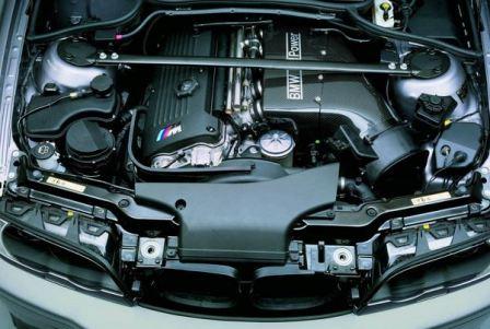 BMW 3 e46 характеристики