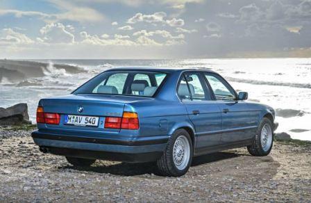 BMW 5 series E34