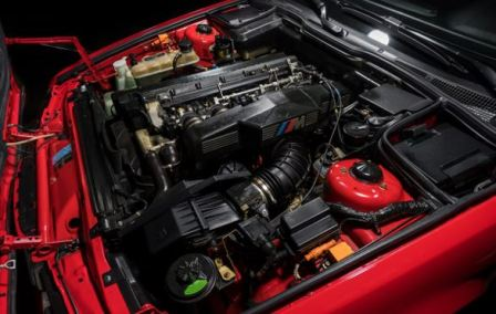 BMW 5 E34 двигатель