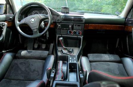 BMW 5 серия Е34