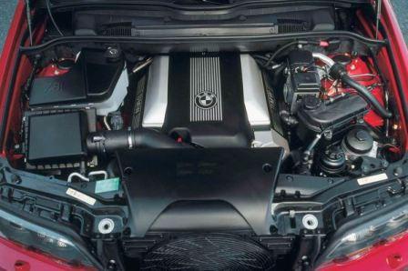 Двигатели Х5 Е53