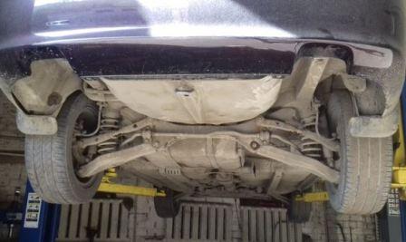Hyundai Elantra HD характеристики