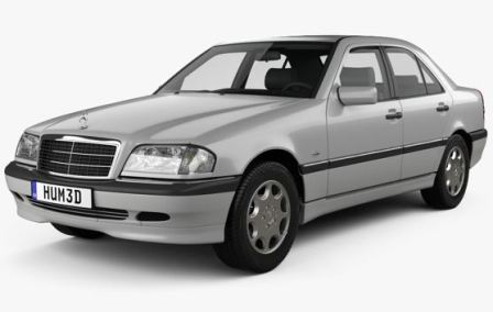 Mercedes Benz C W202