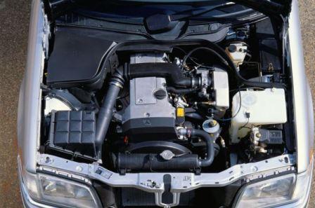 Двигатели Мерседес W202
