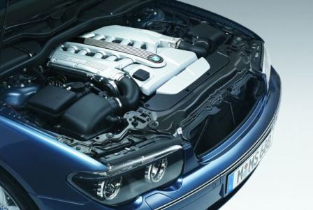 БМВ Е65 двигатель