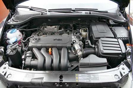 двигатели шкода октавия А5