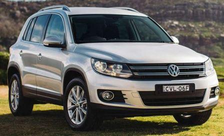 Volkswagen Tiguan характеристики