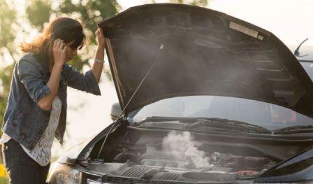 Жидкость системы охлаждения двигателя