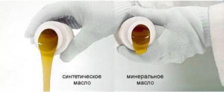 Какое масло залить в двигатель бензин
