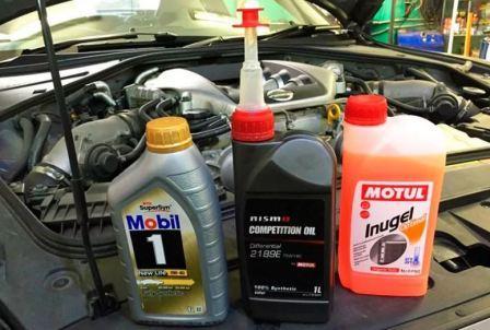 Какое выбрать масло для двигателя