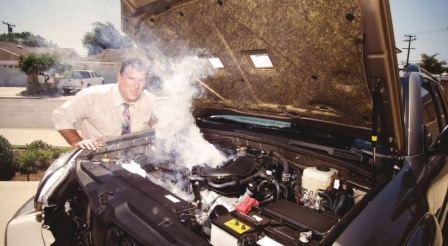 Замена радиатора двигателя шевроле