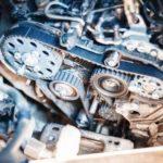 Замена ремня грм на двигателе