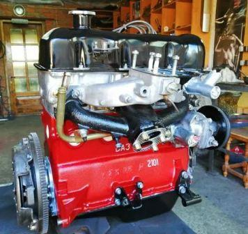 Двигатели российского производства