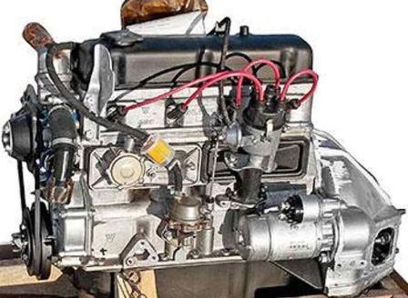 Новые российские двигатели