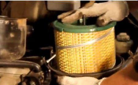Фильтр воздушный chrysler