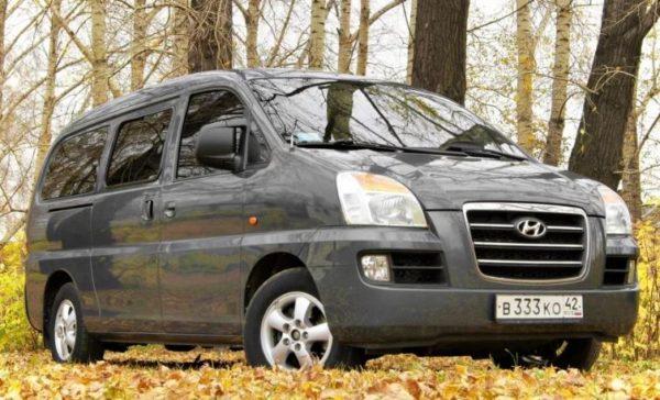 Обзор, проблемы и характеристики Hyundai Starex