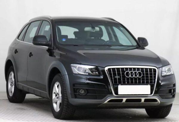Отзывы о модели Audi Q5 3.0 TDI
