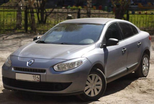 Отзыв о Renault Fluence 2011 (2011 г.в.)