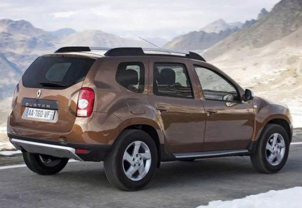 Отзыв об автомобиле Renault Duster (2011 г.)