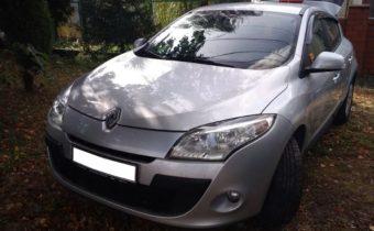 Отзыв об автомобиле Renault Megane 1.6 (2011 г.)