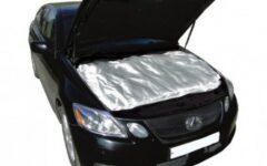Как защитить двигатель автомобиля от морозов