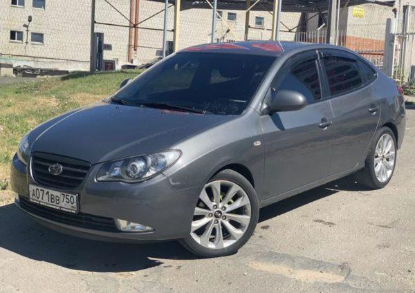 Отзывы об автомобиле Hyundai Elantra