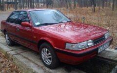 Отзывы автовладельцев о модели Mazda 6 и 626