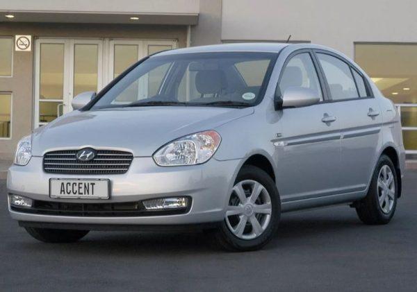 Отзывы о модели Hyundai Accent
