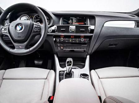 Стильный купе-кроссовер BMW X4