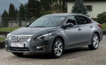 Чем хорош Nissan Teana 3 поколения