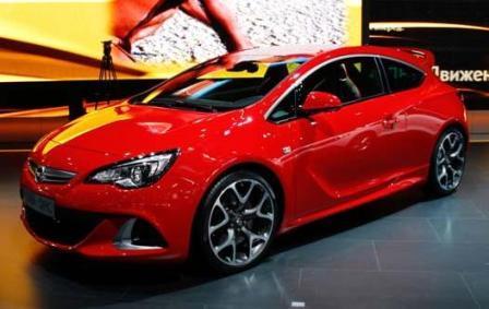 Технические характеристики нового Opel Astra 2015