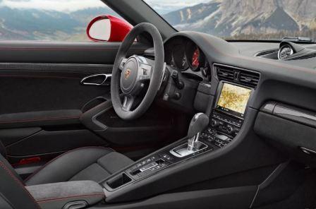 Легендарный Porsche 911, обновление в 2015 году