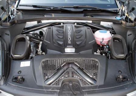 Porsche Macan радует выдающимися техническими характеристиками