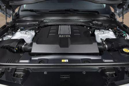 Особенности Range Rover LWB long 2014