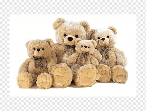 Торговля мягкими игрушками